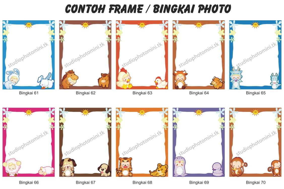 contoh frame 7