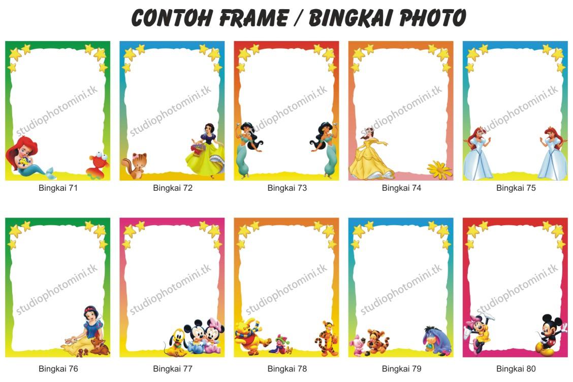 contoh frame 9